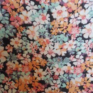 Decree Tops - Sz M Decree Floral top hi-low cut